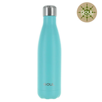 Bouteille isotherme Goul © 500ml (Turquoise)