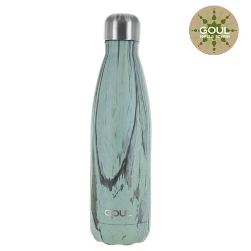 Bouteille isotherme Goul © 500ml (Marble)