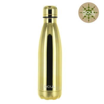 Bouteille isotherme Goul © 500ml (Gold)