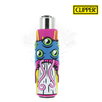 Briquet Clipper © Silicone Magic Mushrooms 01