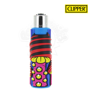 Briquet Clipper © Silicone Magic Mushrooms 03