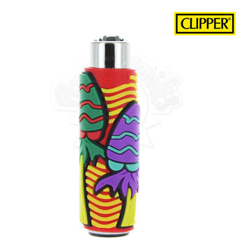 Briquet Clipper © Silicone Magic Mushrooms 05