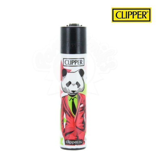 Briquet Clipper © Animals Mix Panda