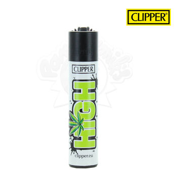 Briquet Clipper © Slogan (High)