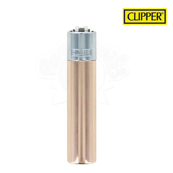 Briquet Clipper © Métal Rose Gold Silver (Rose)