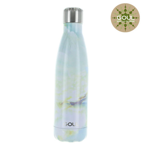 Bouteille isotherme Goul © 500ml (Morning Sky)