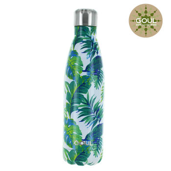 Bouteille isotherme Goul © 500ml (Tropical)