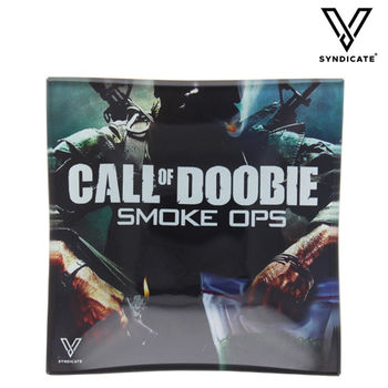 Cendrier en Verre Syndicate © Call Of Doobie