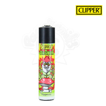 "Briquet Clipper © Mythical Creature ""Goa Gnom"""