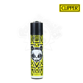 "Briquet Clipper © Skulls #17 ""Chat"""