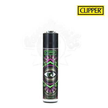 Briquet Clipper © Trippy 3rd Eye 01