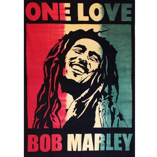 Tenture Bob One Love Jamaica