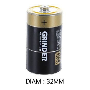 Grinder Battery Duracell