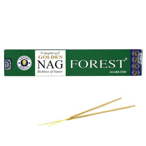 "Paquet d'Encens Golden Nag ""Forest"""