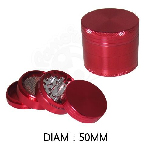"Grinder ""Broyor"" (Rouge)"