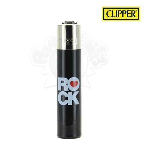 Briquet Clipper © Love Music Rock