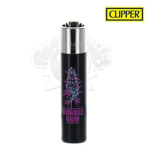 Briquet Clipper © Bubble Gum