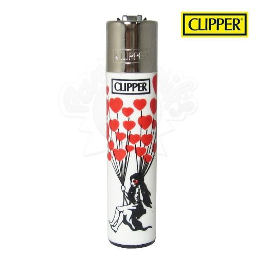 "Briquet Clipper © ""Kiss Swing"""