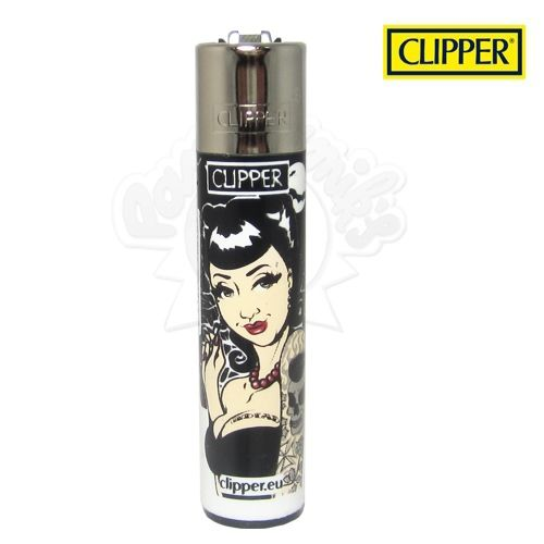 Briquet Clipper © Rockabilly Pinup 02