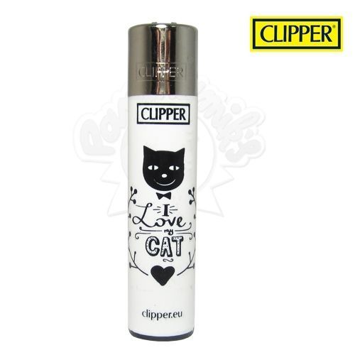 Briquet Clipper © Love Cat 01