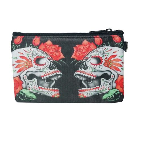 Trousse Mexican Skulls