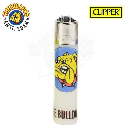 Briquet Clipper © The Bulldog Amsterdam (Gris)