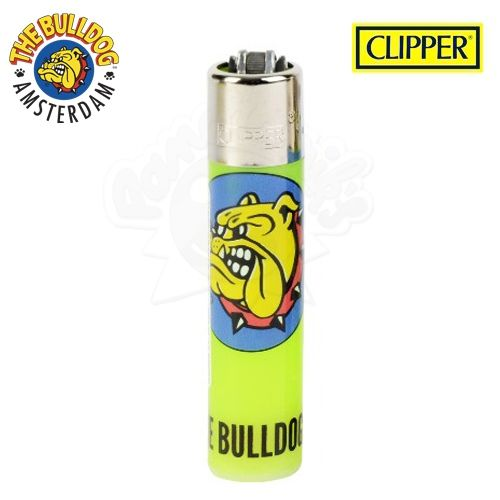 Briquet Clipper © The Bulldog Amsterdam (Vert)