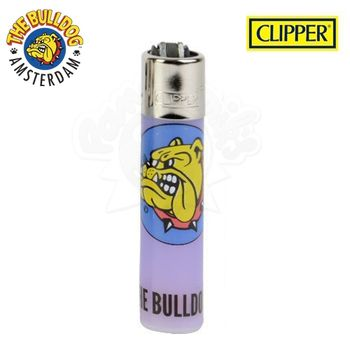 Briquet Clipper © The Bulldog Amsterdam (Violet)