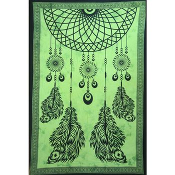 Tenture Dream Catcher (Vert)