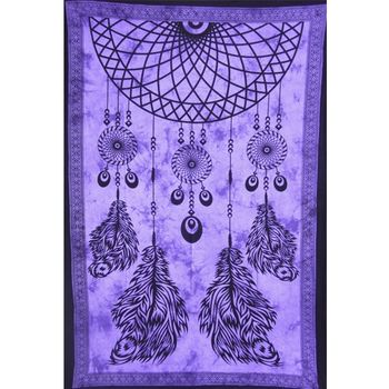 Tenture Dream Catcher (Violet)