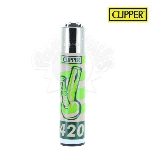 Briquet Clipper © 420 Bong