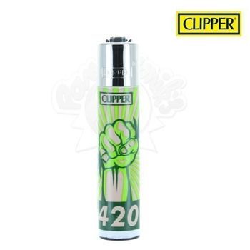 Briquet Clipper © 420 Power