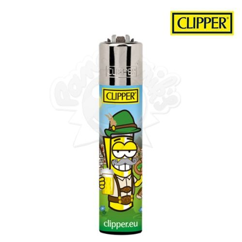 Briquet Clipper © Clipperman Touriste Allemand