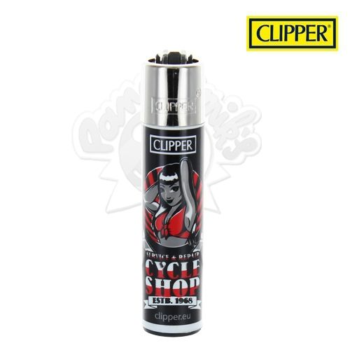 Briquet Clipper © Motor Cycle Shop