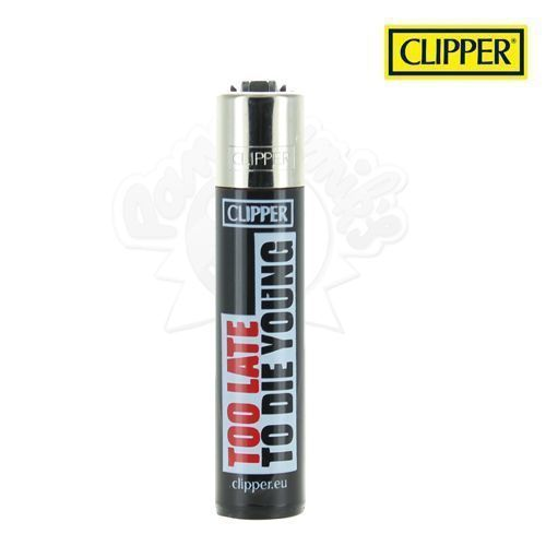 Briquet Clipper © Too Late To Die Young