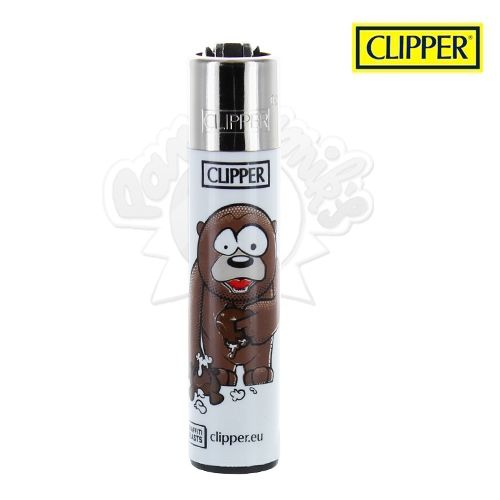 Briquet Clipper © Ours Brun