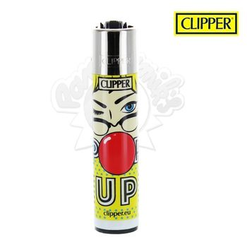 Briquet Clipper © Pop Up