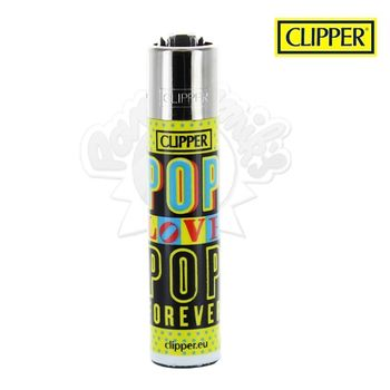 Briquet Clipper © Pop Love Forever
