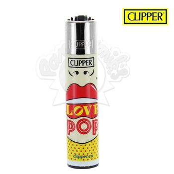 Briquet Clipper © Love Pop