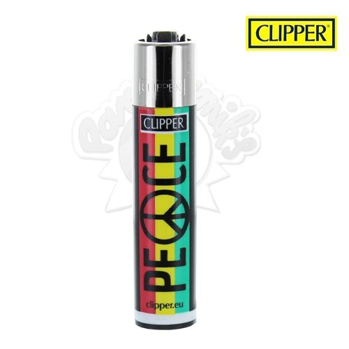 Briquet Clipper © Rasta Peace