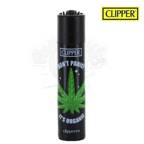 Briquet Clipper © Organic