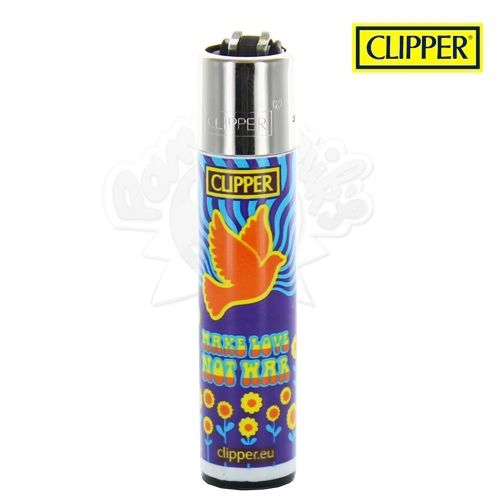 Briquet Clipper © Hippie Make Love Not War