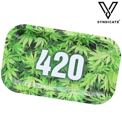 Plateau de roulage It's Always 420