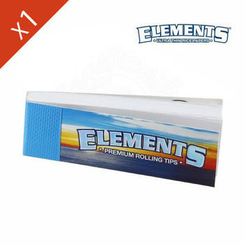 Carnet de filtre Elements © Premium en carton