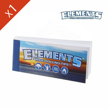 Carnet de filtre en carton Elements Wide (large)
