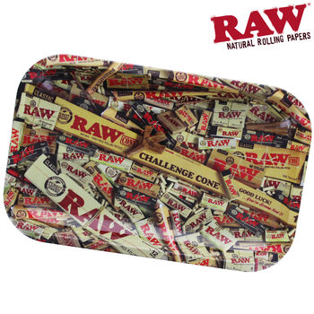 Plateau de roulage Raw Mix