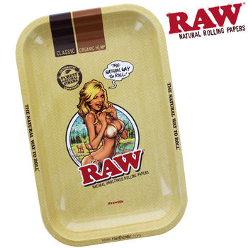 Plateau de roulage Raw Girl