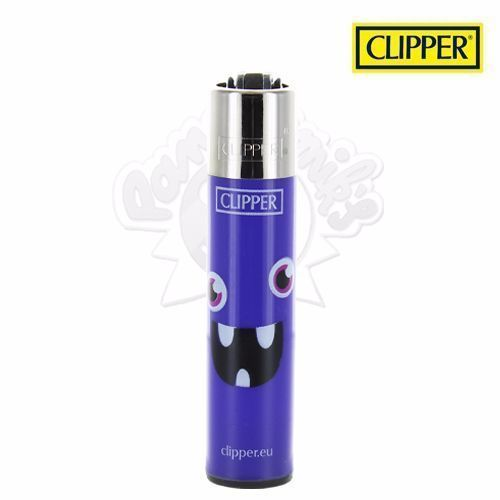 Briquet Clipper © Vamp (Violet)