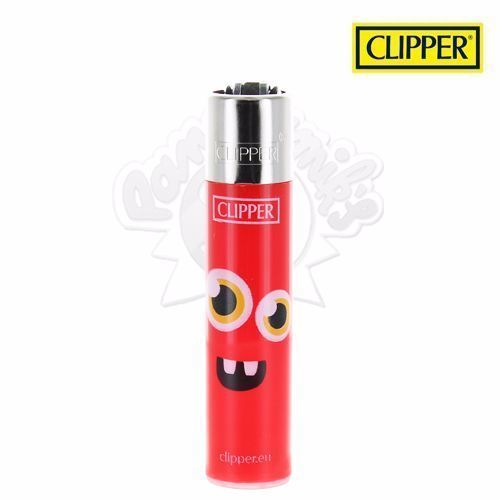 Briquet Clipper © Vamp (Rouge)