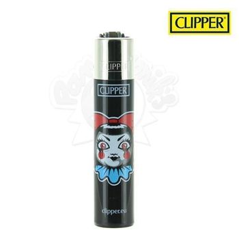 Briquet Clipper © Horror Clown 01